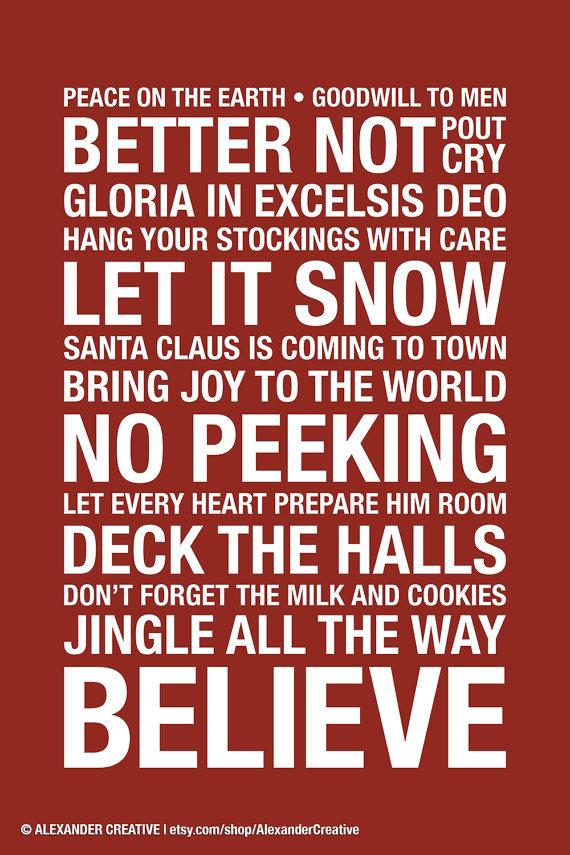 Christmas Rules 2