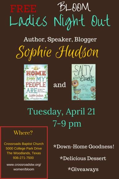 Lifeway Postcard for Sophie Hudson